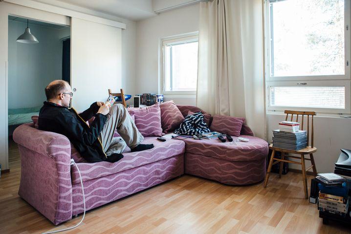 Sozialwohnung in Väinölä: Aktuell baut Y-Säätiö 700 neue Wohnungen, das Geld dafür kommt aus vergünstigten Krediten