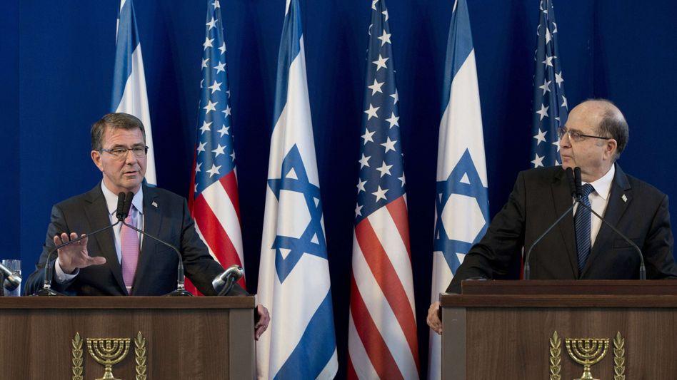 """Israels Verteidigungsminister Ya'alon: """"Am Ende sollte Israel in der Lage sein, sich selbst zu verteidigen"""""""