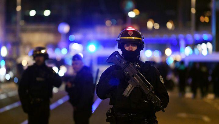 Frankreich: Tödliche Schüsse in Straßburg