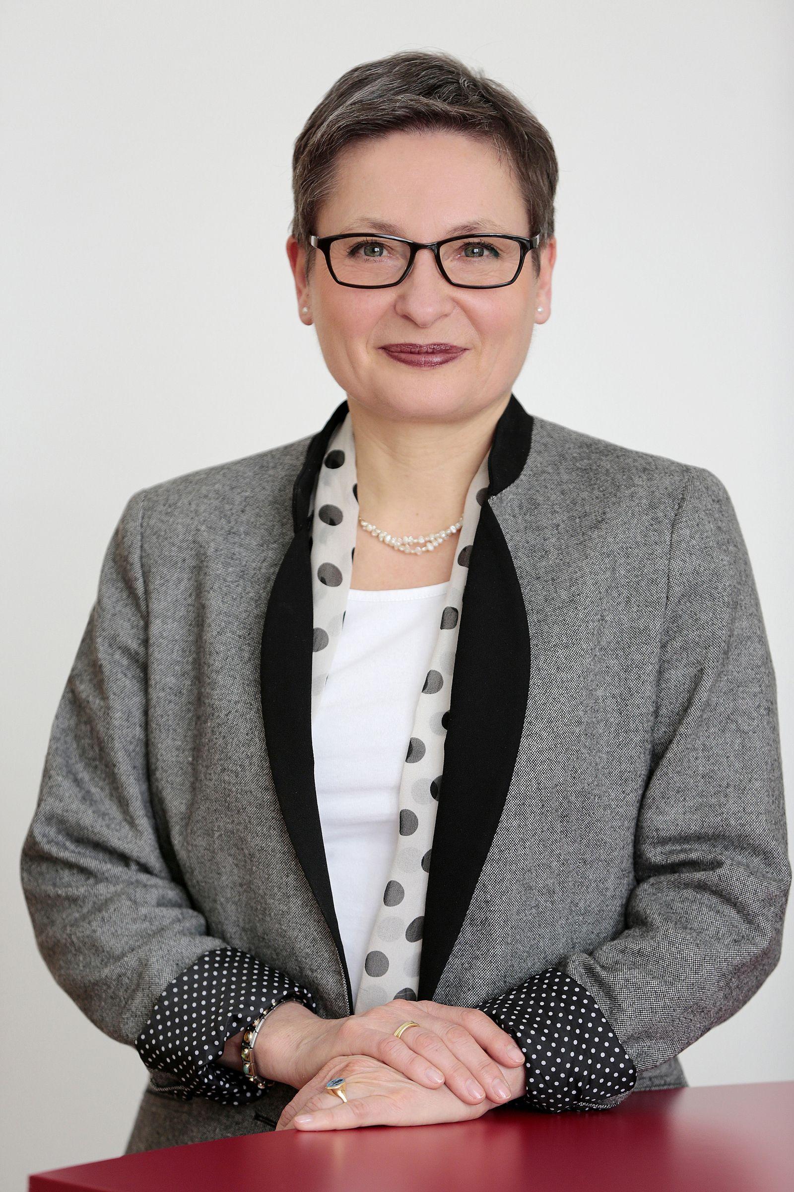 Bettina Limperg/ BGH-Präsidentin