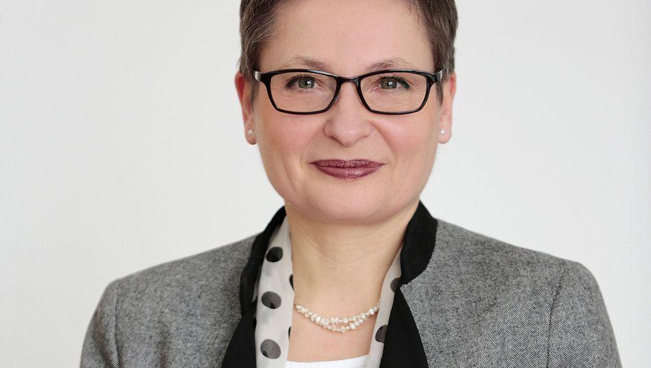 Bettina Limperg: Deutliche Worte der BGH-Präsidentin