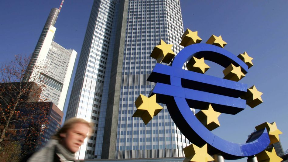 EZB-Zentrale in Frankfurt: Schleusen weit geöffnet
