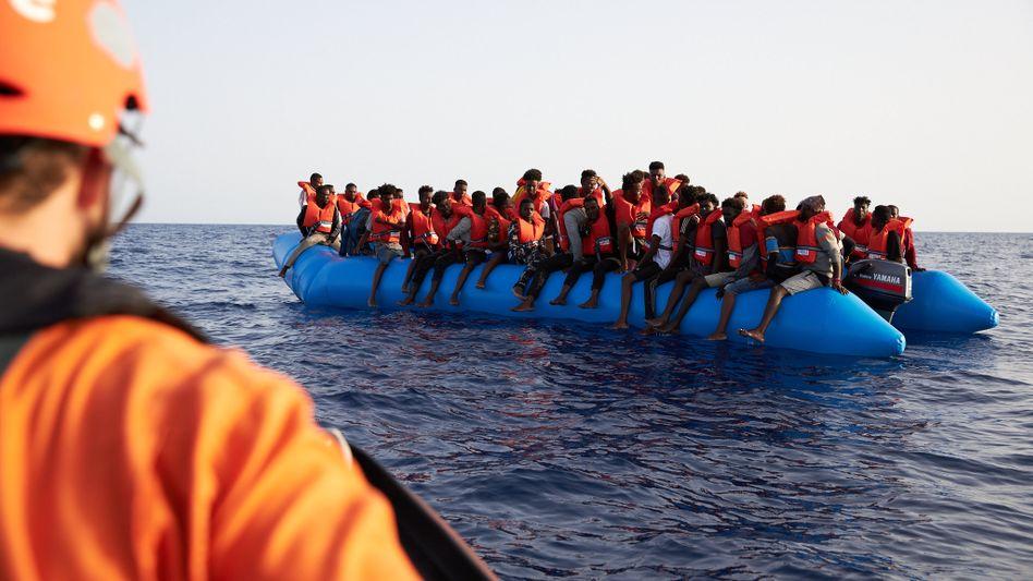 Seenotretter auf dem Mittelmeer: Eilantrag stattgegeben