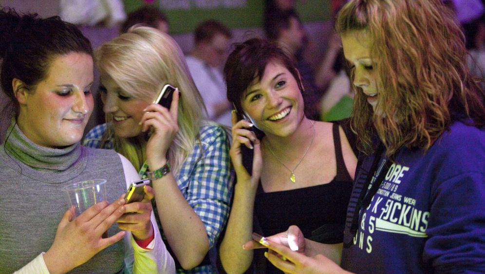Großbritannien: Verräterischen Telefondaten