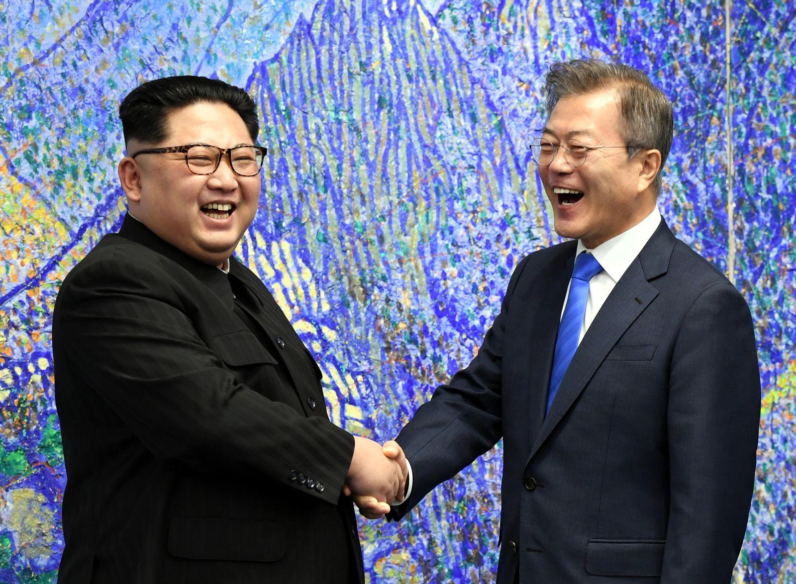 Kim/ Moon