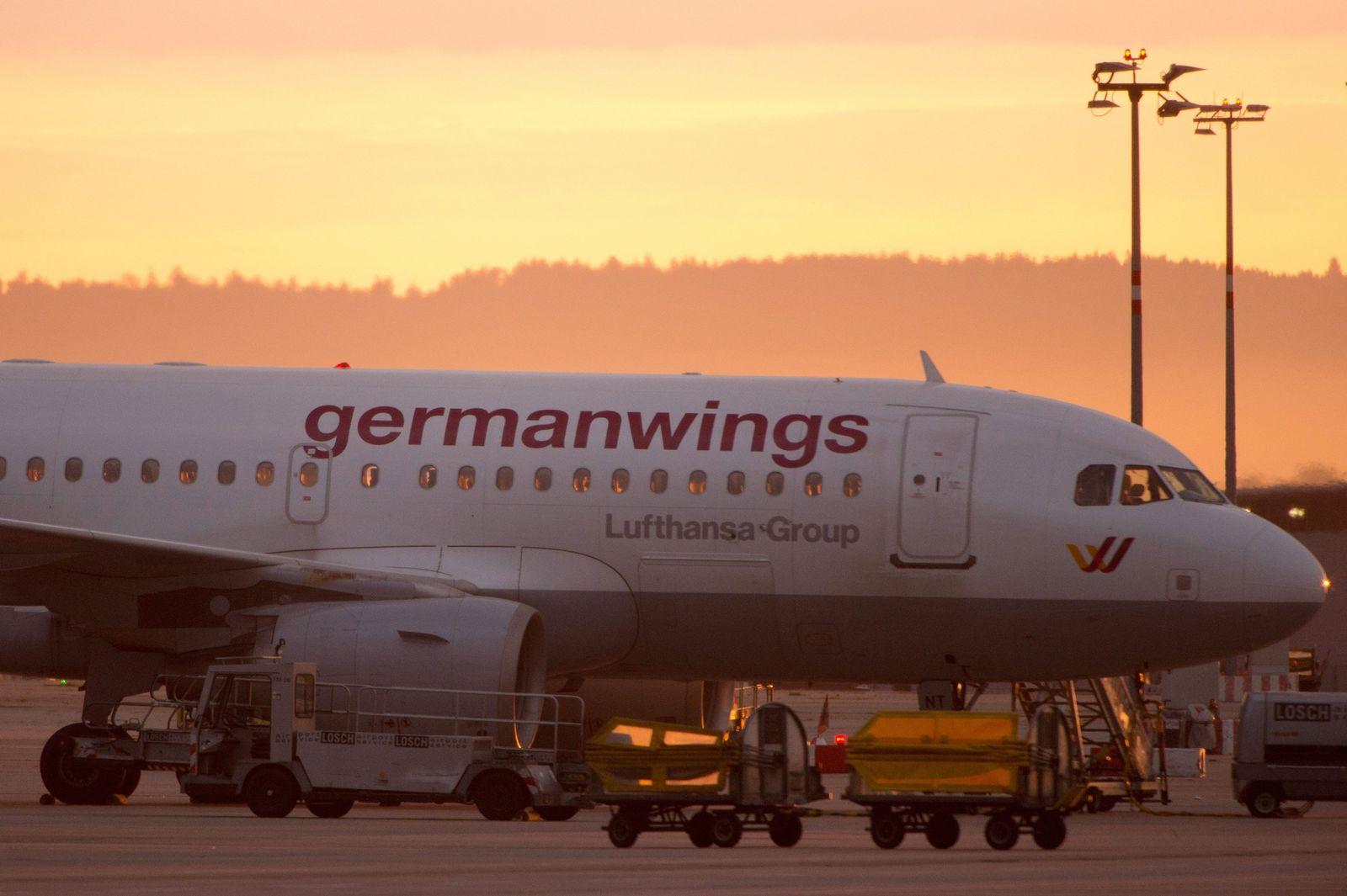 Streik bei Lufthansa-Tochter Germanwings