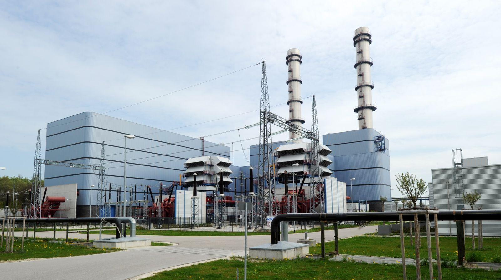 Gaskraftwerk Irsching