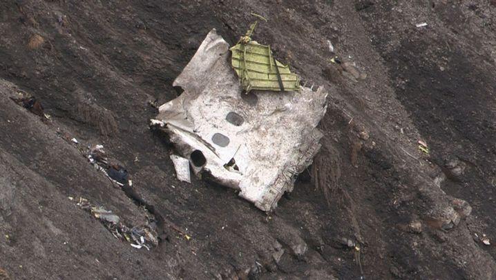 Absturz von Flug 4U-9525: Schwarze Tage für Seyne-les-Alpes