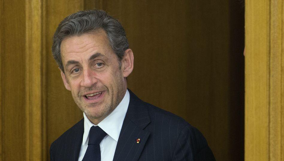 Frankreich: Ex-Präsident Sarkozy verkündet Rückkehr in Politik
