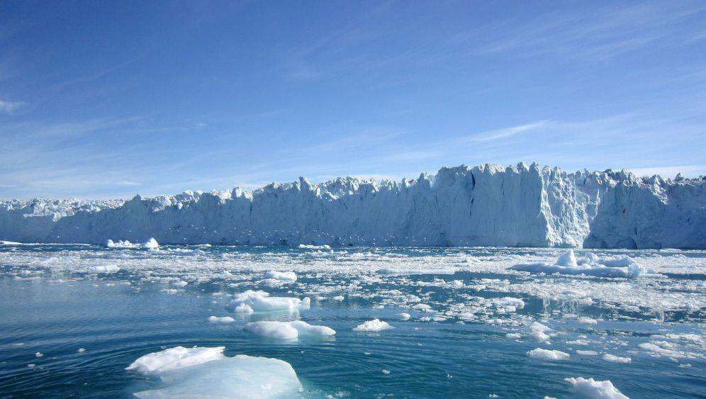 Anschwellende Fluten: Fallende Eisberge, stürzende Schmelzfluten