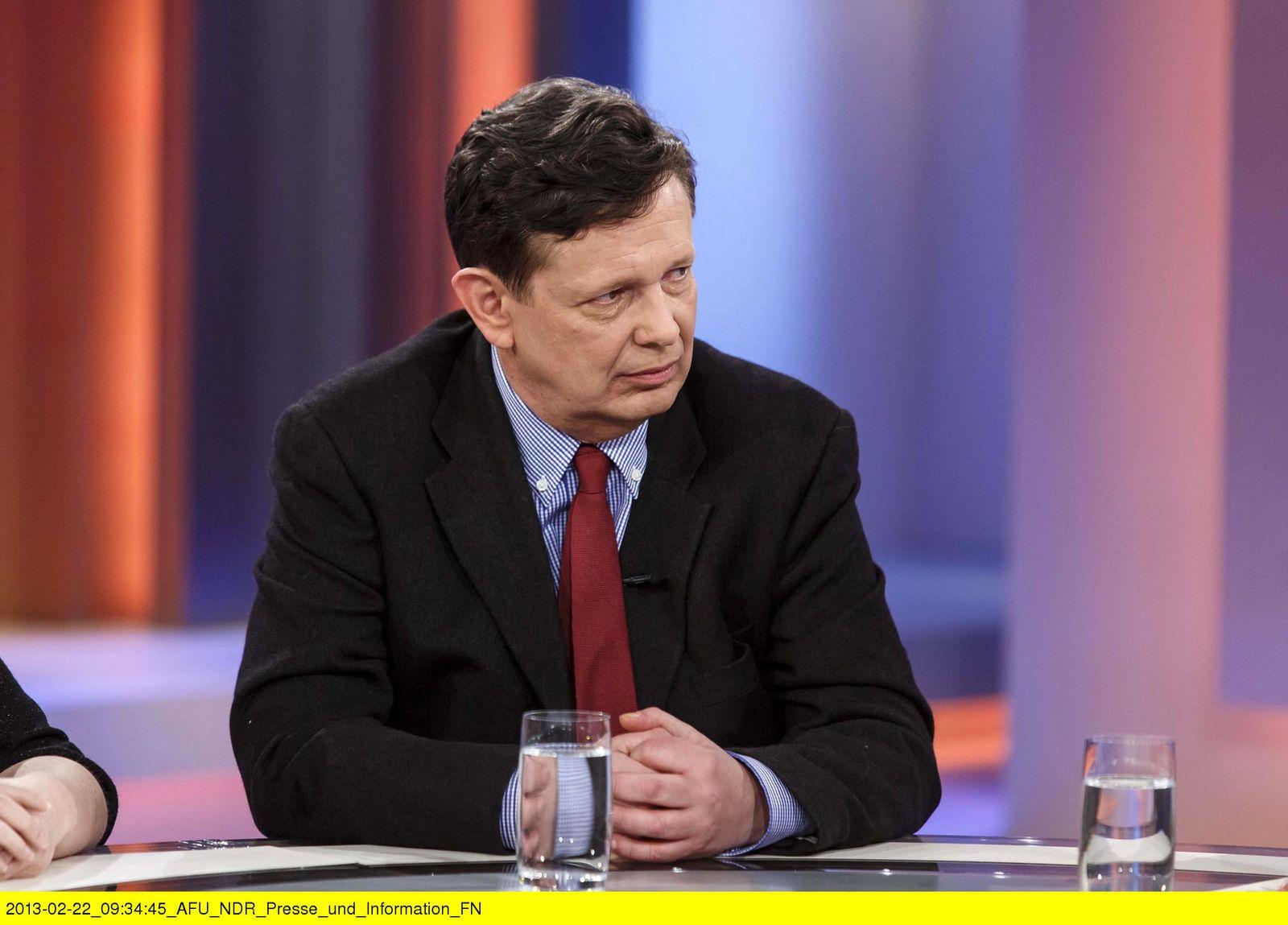 EINMALIGE VERWENDUNG Schirrmacher/ Beckmann