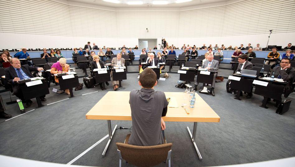 Zeuge vor Stuttgarter NSU-Ausschuss (Archivfoto)