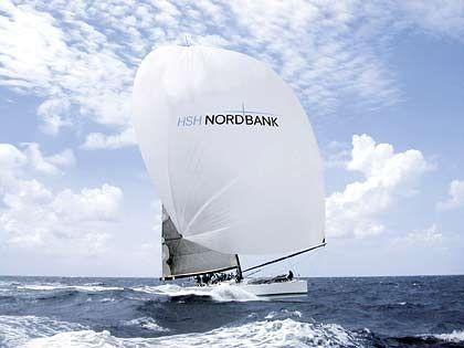 """Traum in weiß: Die """"HSH Nordbank"""""""