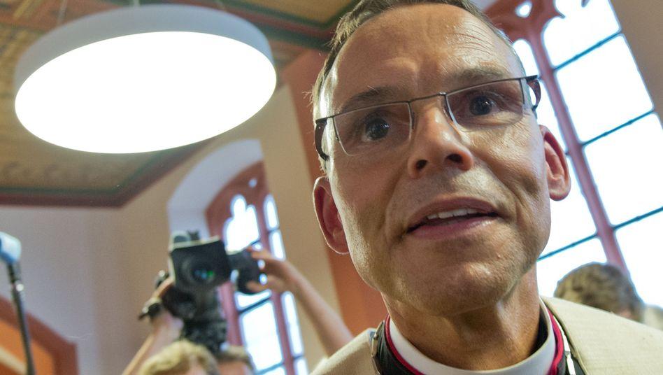 """Bischof Tebartz-van Elst: """"Offenes , konstruktives Gespräch"""""""