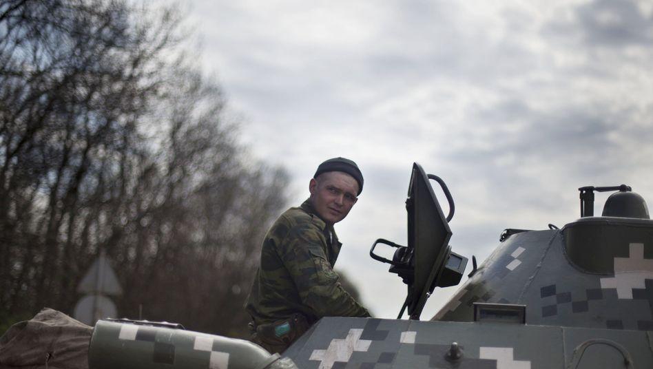 Ukraine-Russland-Konflikt: Kiew spricht von drittem Weltkrieg