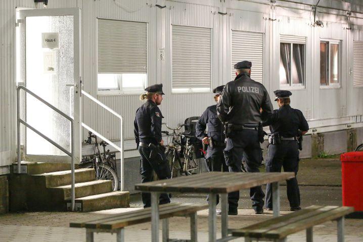 Polizei in Hamburg