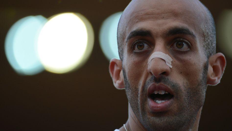 Leichtathlet Gezzar: Bereits 2006 wegen Dopings gesperrt