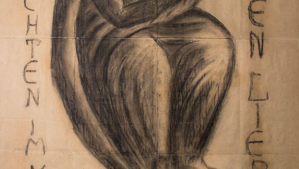 Die Madonna von Stalingrad: Vom Krieg gezeichnet