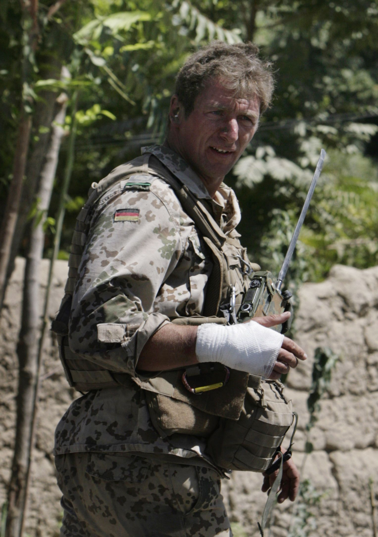 Anschlag / Bundeswehr / Afghanistan / Kunduz #1