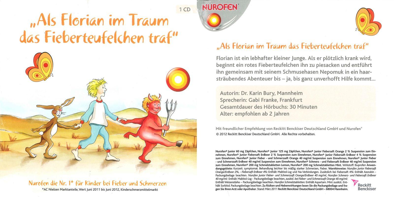 Nurofen/ Schmerzmittel für Kinder