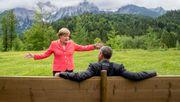 Merkels Gipfel-Panorama