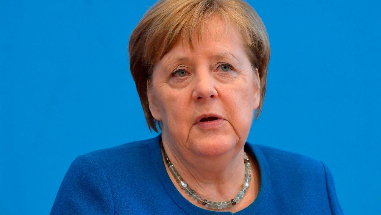 Merkel verspricht Aufhebung aller Maßnahmen nach Ende der Pandemie - DER SPIEGEL - Politik
