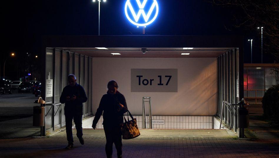 VW-Werk in Wolfsburg (Archivbild): Der Konzern könnte bald Medizintechnik herstellen