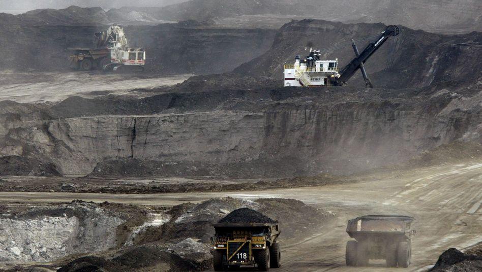 Ölsandabbau in Alberta: Schmähpreis für den Hauptfinanzierer