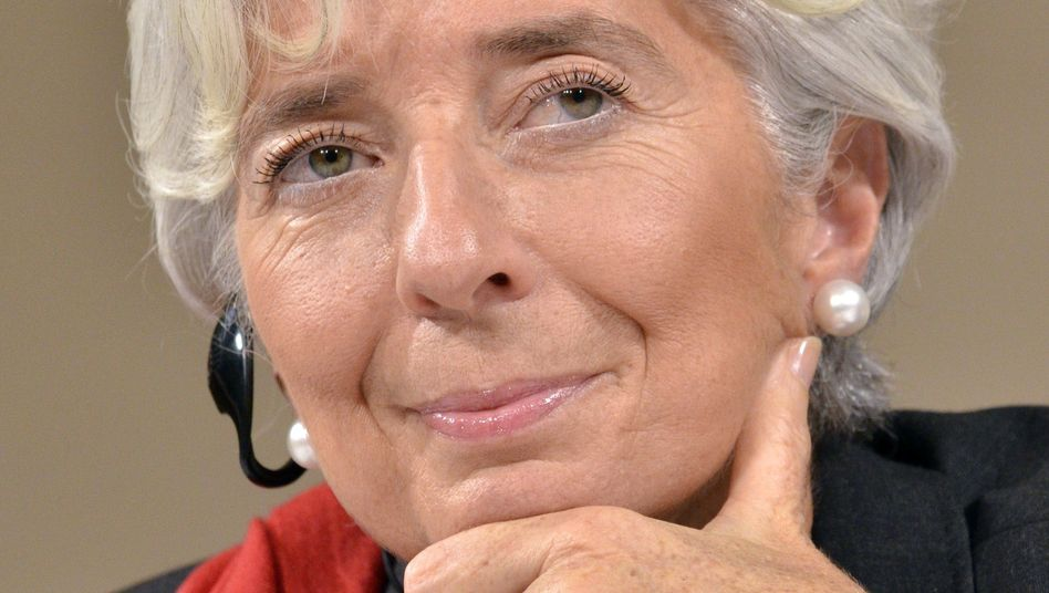 """IWF-Chefin Christine Lagarde: """"Kein Land ist immun"""""""