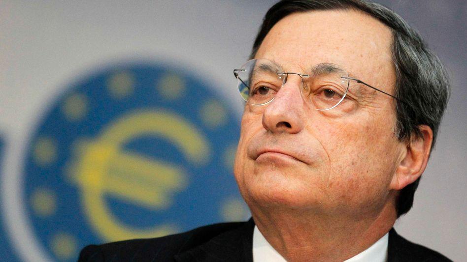 EZB-Chef Draghi: Mehr Transparenz bei Anleihekäufen