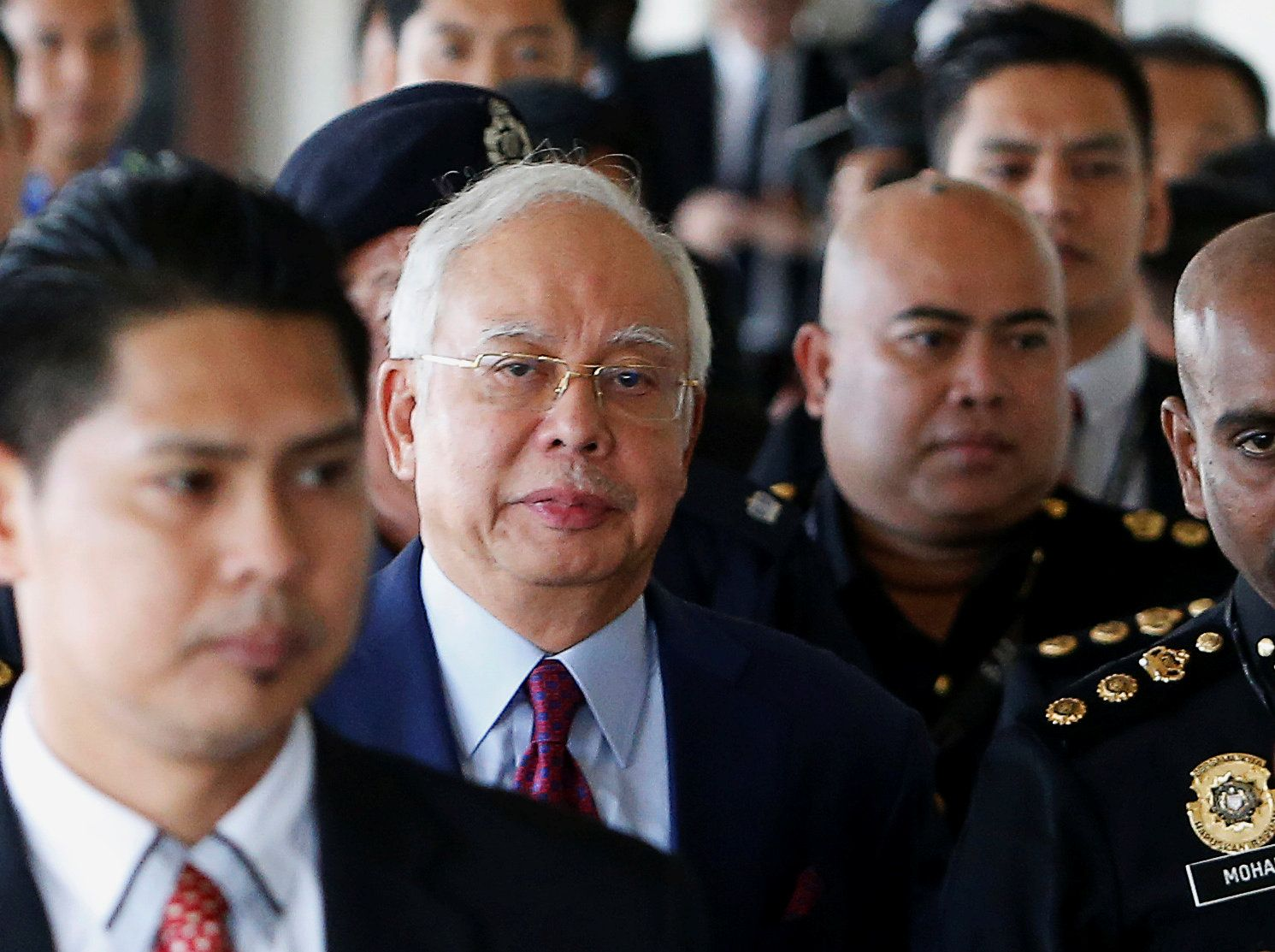 MALAYSIA-POLITICS/NAJIB