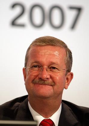 """Porsche-Chef Wiedeking: """"Alle profitieren vom Unternehmenserfolg"""""""