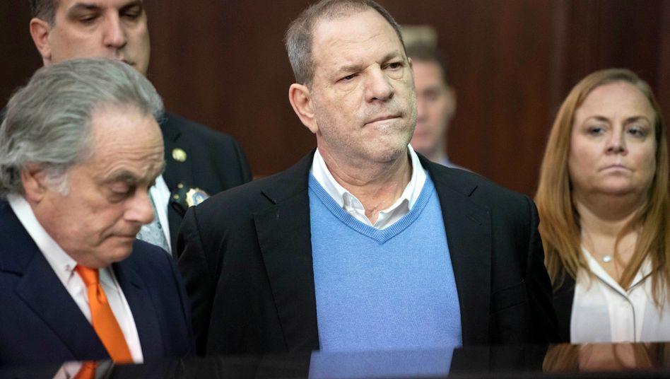 Harvey Weinstein (Archiv)