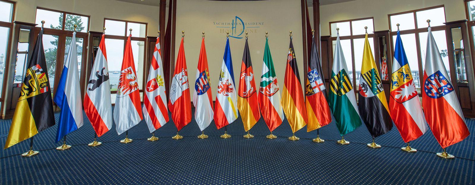Abstimmung Bund-Länder-Finanzpakt