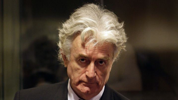 Photo Gallery: Karadzic the Poet, Psychic and Alleged War Criminal