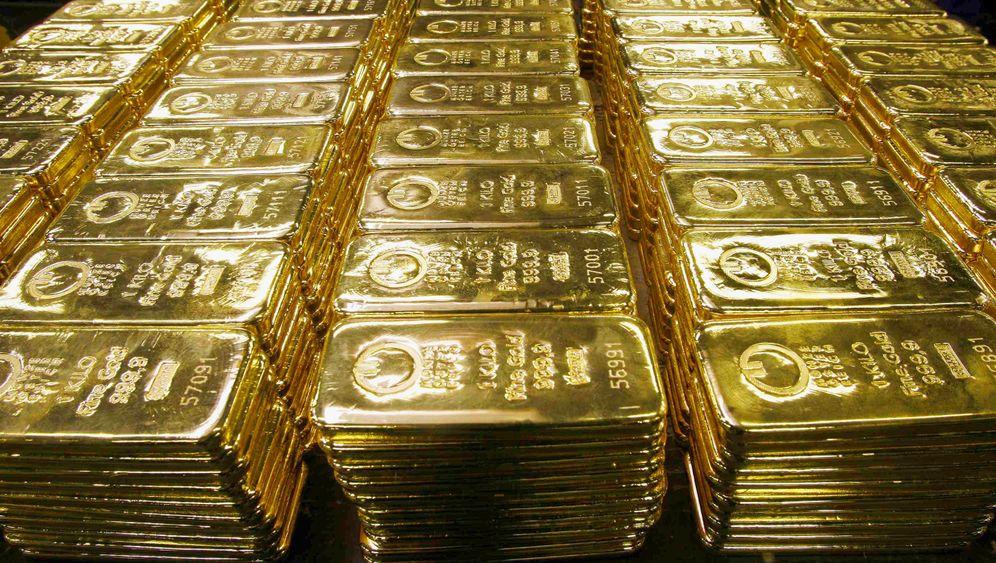 Steigende Preise: Das Comeback des Goldes