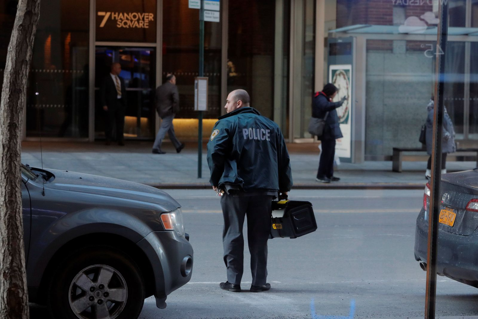 USA-NEWSWEEK/ police