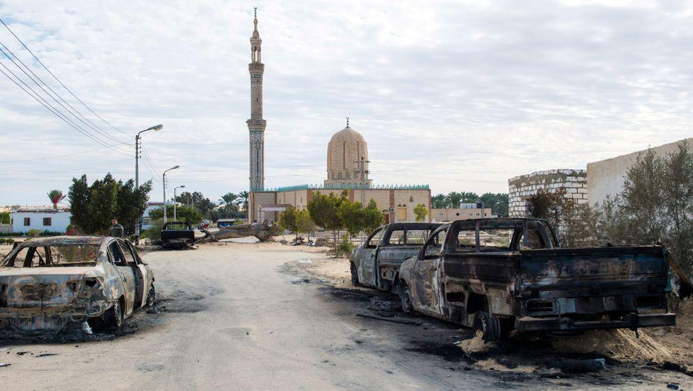 Anschlag auf dem Sinai: Blutiger Freitag