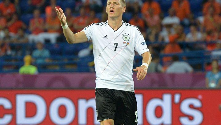 Nationalspieler Schweinsteiger: Der Chef ist zurück
