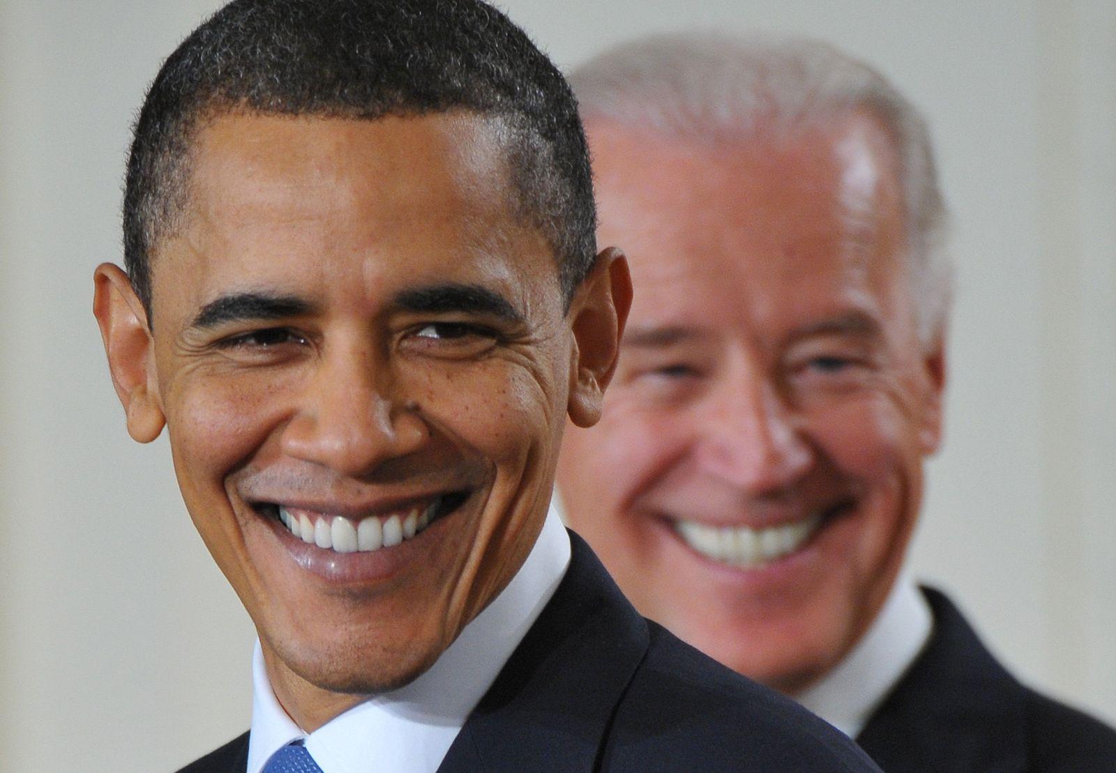 Obama und Biden