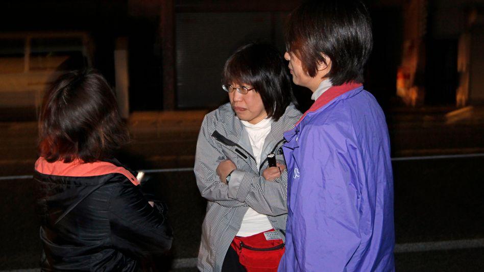 Katastrophengebiet: Schweres Erdbeben erschüttert Japan