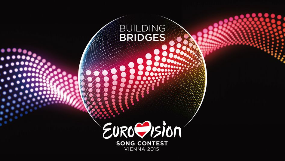 Das Logo des Eurovision Song Contest 2015 in Wien