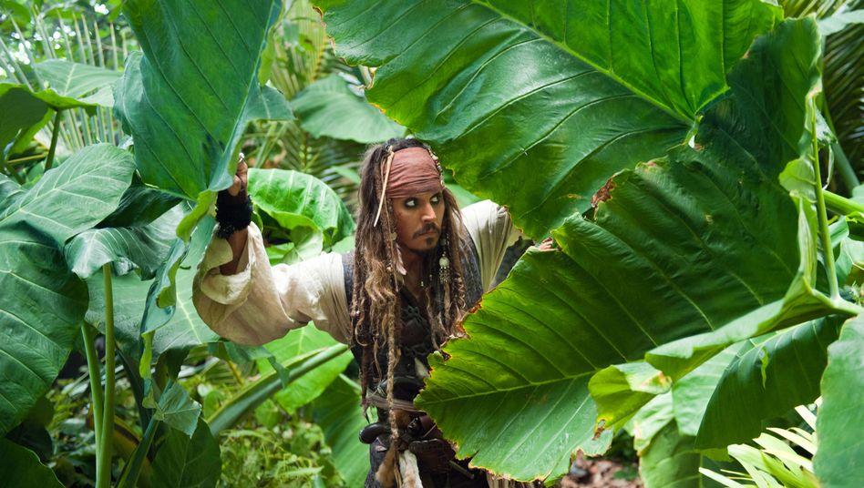 """Pirates of the Caribbean 4"": Jack Sparrow macht'nePauschalreise"