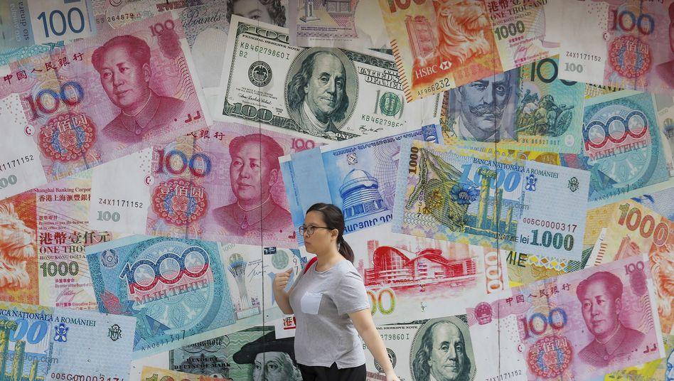 Chinas geplante Digitalwährung soll auch ohne Internetanbindung genutzt werden können
