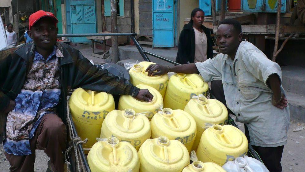Krisenland Kenia: Hunger, Dürre, Elend