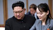 Schwester von Kim Jong Un warnt USA vor »falschen« Erwartungen