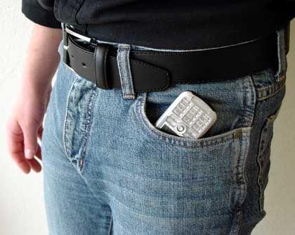 Telefon in der Tasche: Handy hört mit