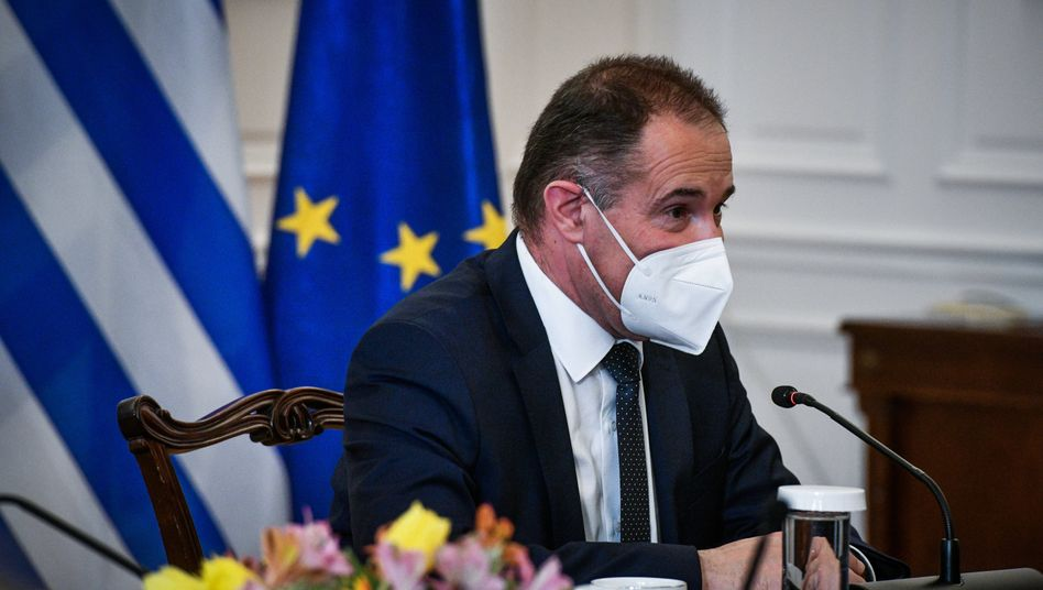 Frontex-Direktor Fabrice Leggeri