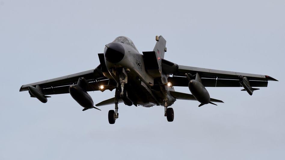 """""""Tornado"""": Aufklärungsflugzeuge sollen in Syrien eingesetzt werden"""