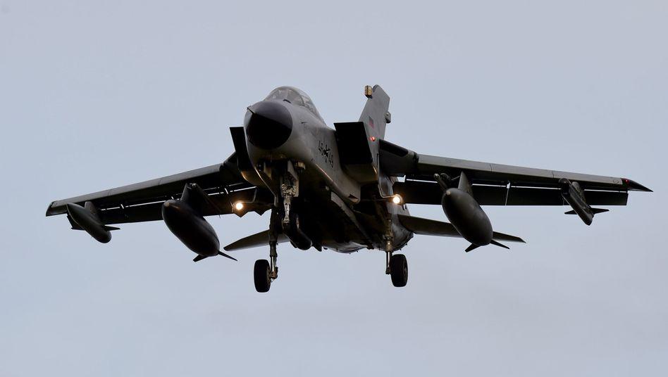 """""""Tornado""""-Jets der Bundeswehr: Zwischen 23 und 34 Jahre alt"""